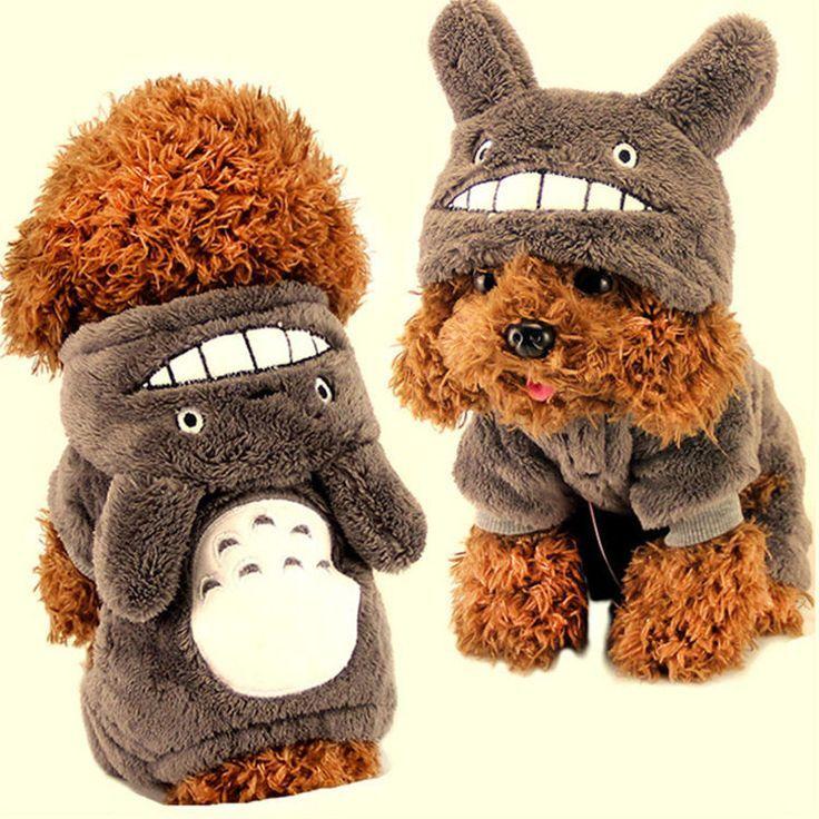 ハロウィン恐竜ペット犬コスチュームスモールパピー服暖かいジャンプスーツ上着についての詳細 犬用の服 犬用コート 犬のコスチューム