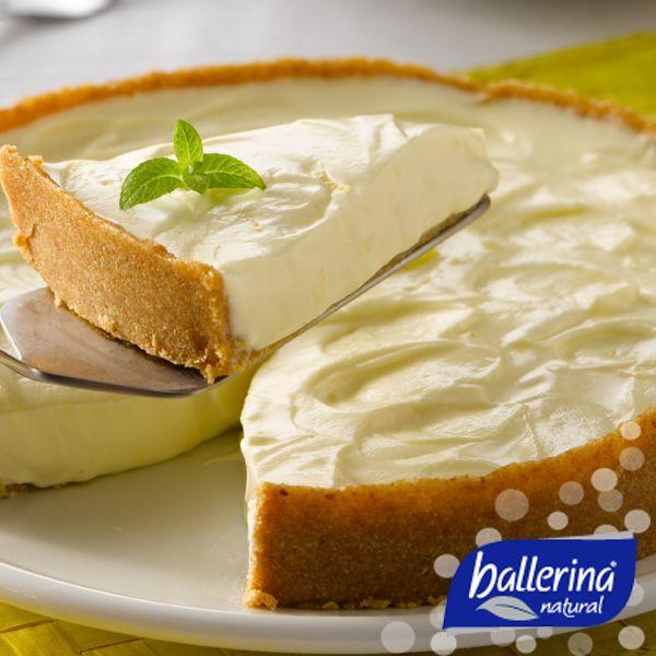 Pie de limón congelado, ¡es la única manera de soportar el calor!