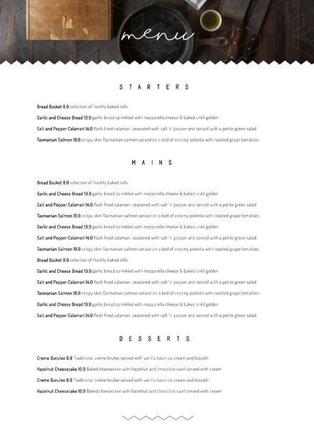 Best 25+ Dining menu ideas on Pinterest Disney 2017, Disney - a la carte menu template