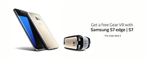 Pre Order Samsung Galaxy S7 & Edge Coupons on Flipkart