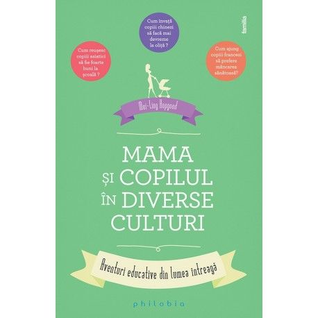 Mama si copilul in diverse culturi (ed. tiparita)