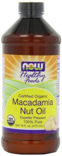 Now Foods Organic Macadamia Oil Pure, 16-Ounce Now Foods,http://www.amazon.com/dp/B0014M1VR4/ref=cm_sw_r_pi_dp_hS0dtb1YR4SVHF00