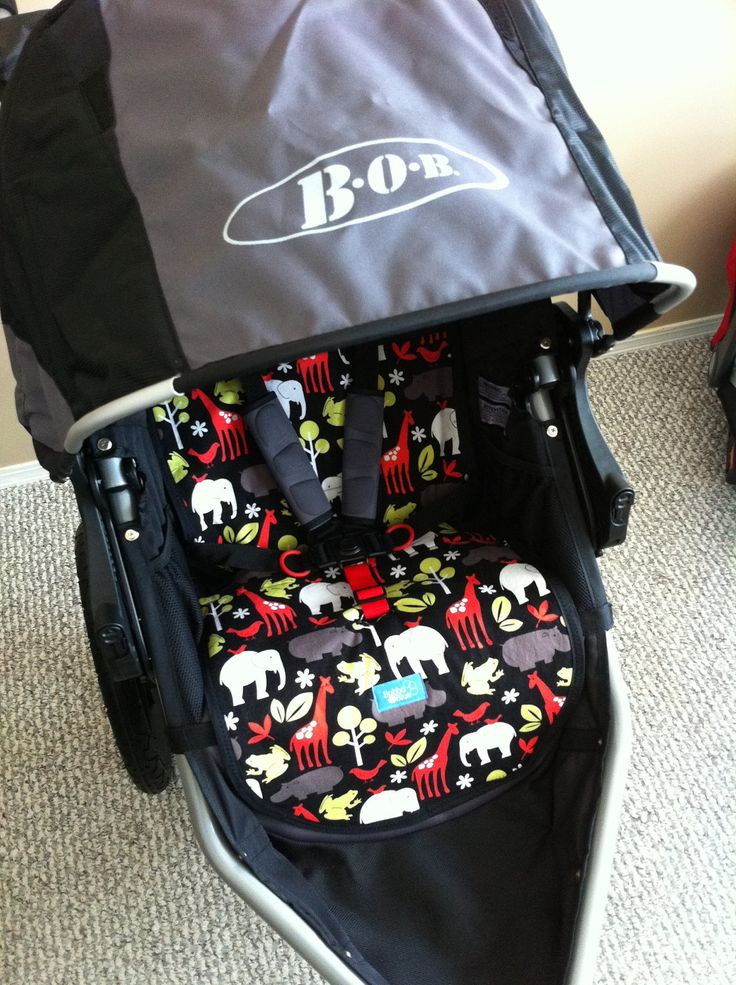 custom fit Bob Stroller liner by bubbaandblue on Etsy  I want one!
