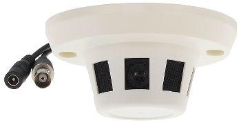 KAMERA CCTV UKRYTA HD-TVI APTI-T21YF-36 CZUJKA DYMU - 1080p 3.6mm