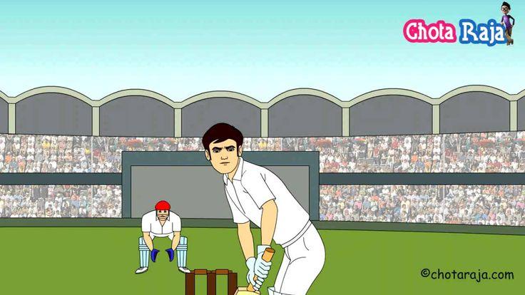 """Spirit of Sports"" Chota Raja 2D Video"