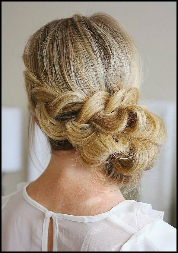 Brautfrisuren pinterest