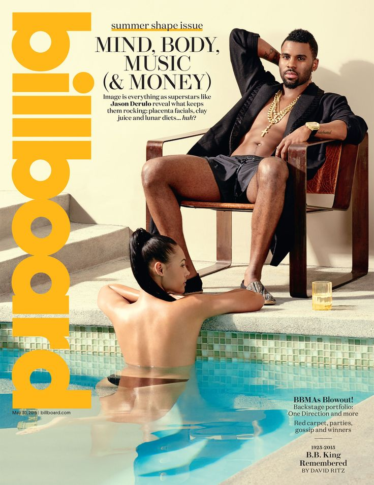 Billboard Cover: Jason Derulo on Fitness Fanaticism, His Post-Jordin Sparks Love Life and All-Star-Filled New Album