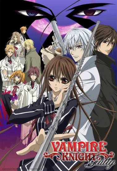 Watch Vampire Knight Guilty Online English Dubbed Subbed For Free Stream Episodes At AnimeFreak
