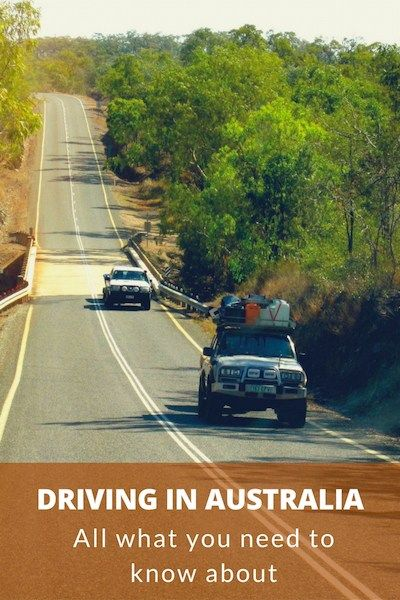 Driving in Australia: All what you need to know. From license requirements for travellers to driving rules, to how to adjust to driving on the left and many tips for surviving long driving distances in Australia.