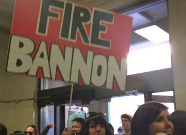 Ουάσιγκτον: Διαδηλωτές εισέβαλαν στο κέντρο επιχειρήσεων του Τραμπ