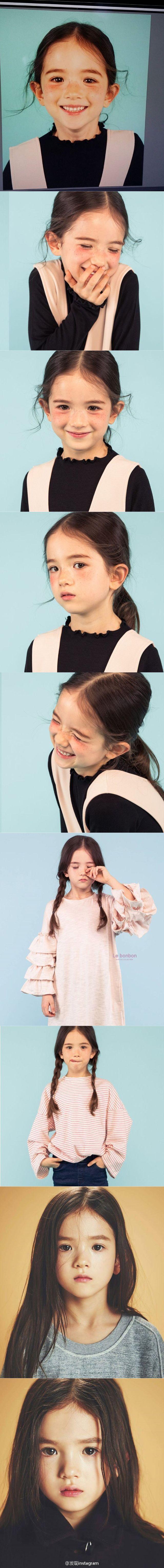 7-year-old English-Korean Mixed small Matou Louie …