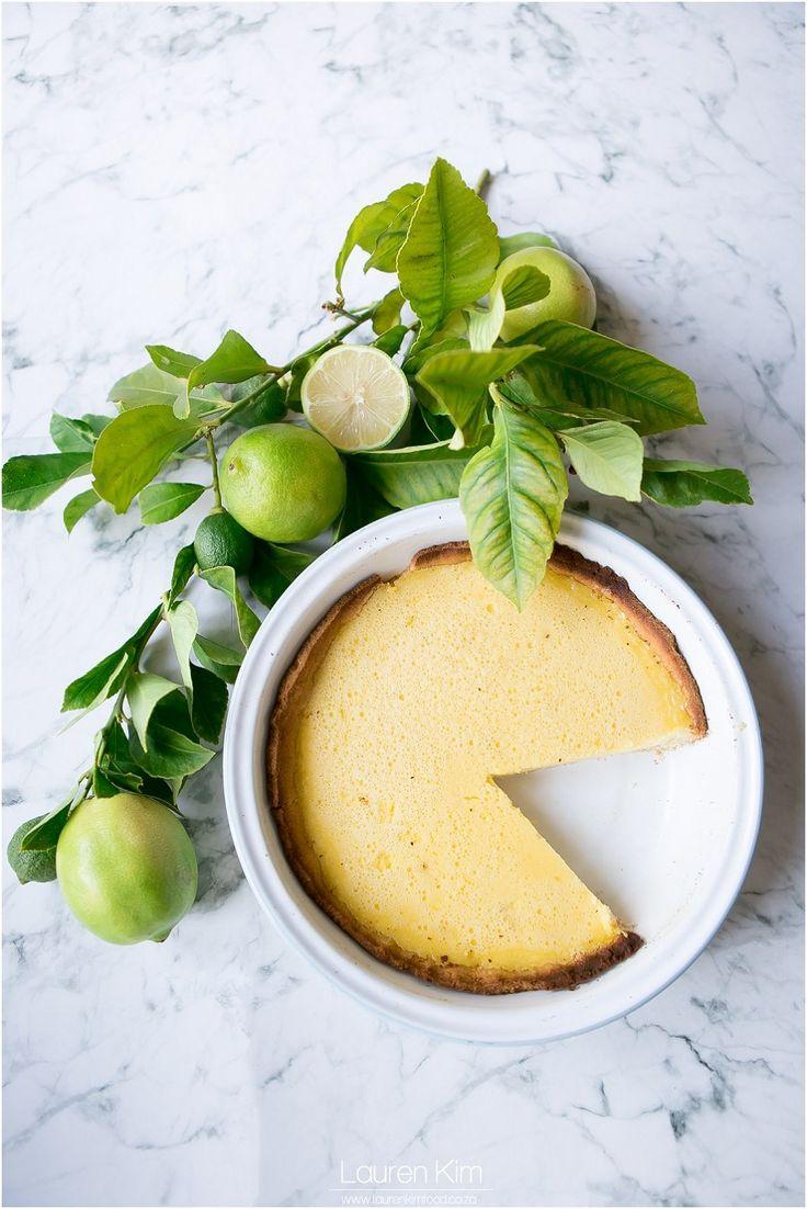 Sugar Free  Low Carb  Keto Lemon Tart