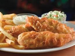 HAND BATTERED FISH and CHIPS  Applebee's Copycat Recipe