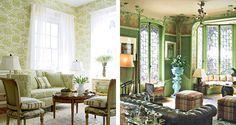 светло-зеленые гостиные фисташковые зеленые дизайн стены фото