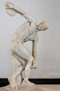 Ancient Greece: During The Olympic Games, The Olympic Truce Was Enacted So That Athletes Could Travel From Their Countries To The Games In Safety..!