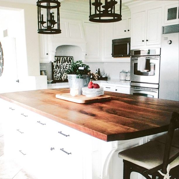 20 Gorgeous Real Life Kitchens | @daysieann