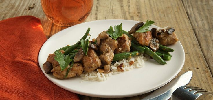 Lemon and Herb Chicken Moscato | Chef'd
