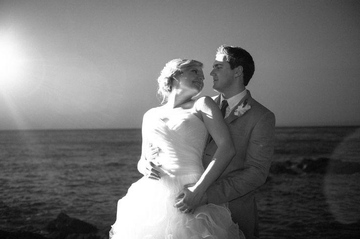 Kasia and Blake Wedding Day (January 2013)