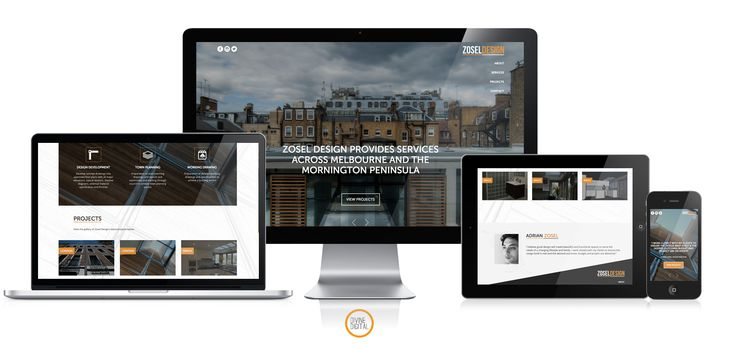 Custom #webdesign and development on #WordPress for architectural draftsman.