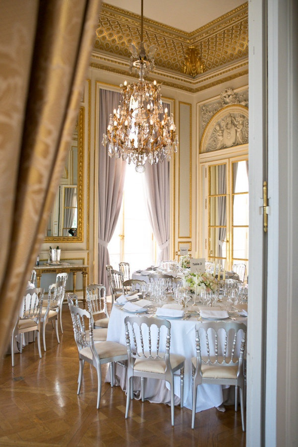 If there were no such thing as a budget...Hotel Crillon in Paris