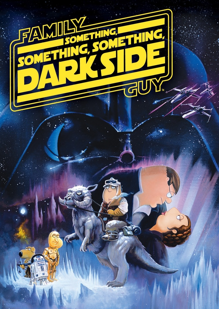 Family Guy does Star Wars!!!