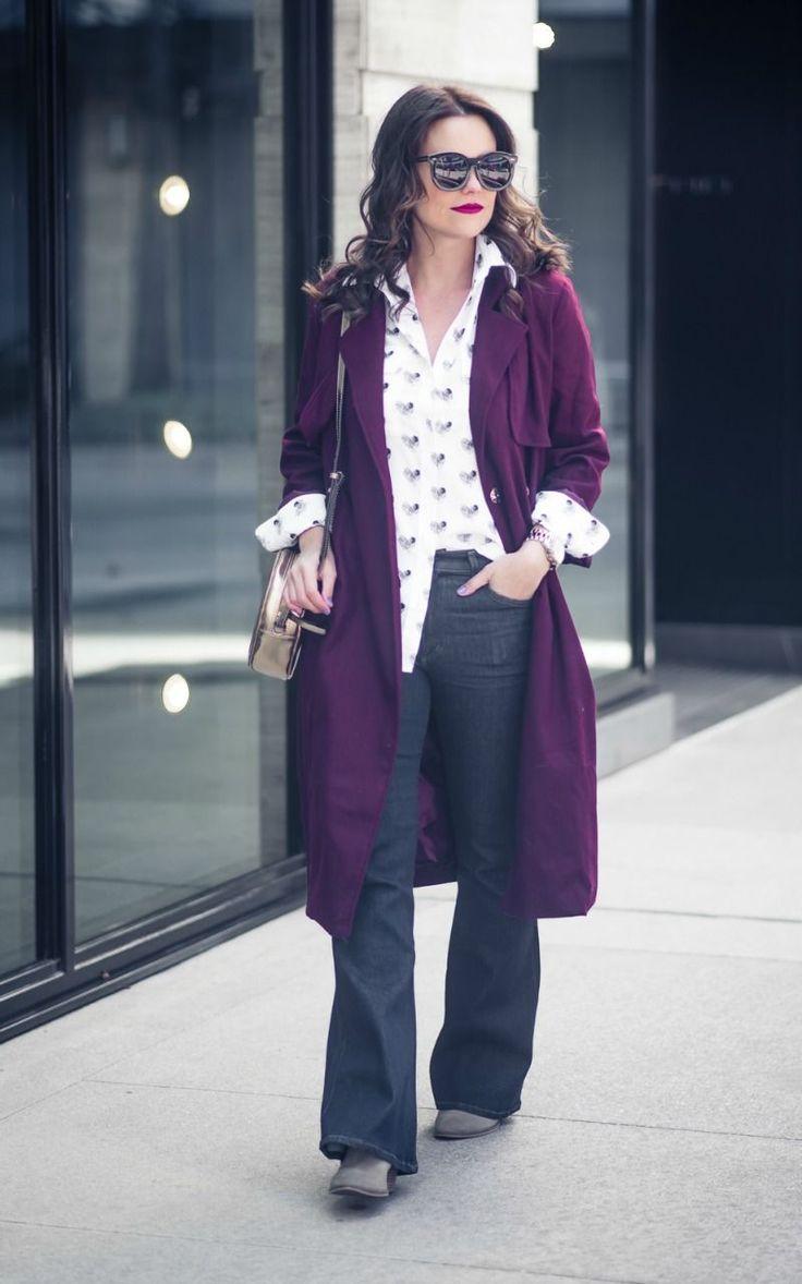 heart print silk shirt | Houston Fashion Blog, The Styled Fox