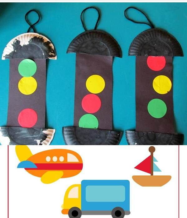 Transportation Activities For Preschool Children