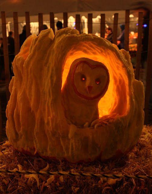 The Mare's Tales - Gypsy Mare Studios: Great Pumpkin Carve