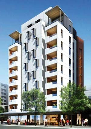 Cross laminated timber apartments google search for Apartment design melbourne