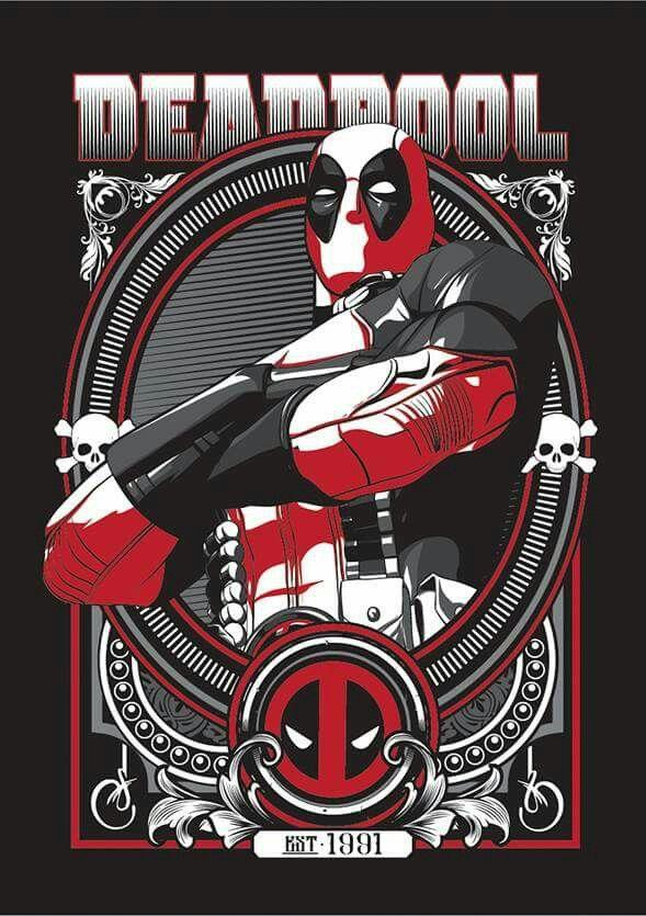 Deadpool...........................