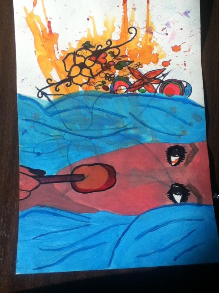 Start of my art