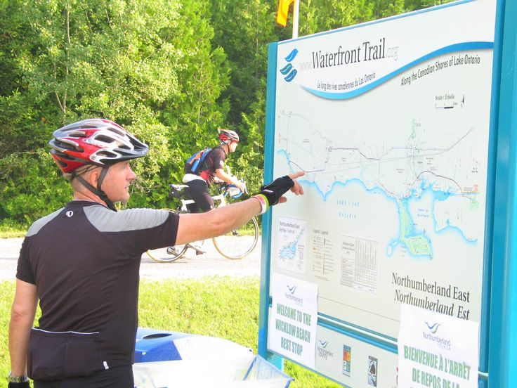 Waterfront Trail - The towns and villages of #PortHope, #Cobourg , #Grafton, #Colborne, and #Brighton are linked along the north shore of #LakeOntario with this relatively flat #cycling route.  http://www.northumberlandtourism.com/en/outdoor-adventure/Cycling.asp
