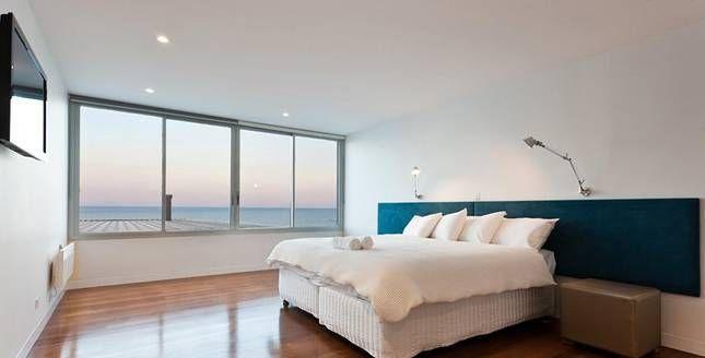 2014 Best Tasmania Wedding Venue State Winner. The Ocean Retreat | Falmouth, TAS | Accommodation. From $600 per night. Sleeps 10. #weddingvenue
