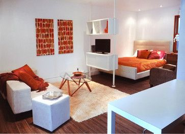 The Ideas We Have Found For You Are Worth A Look. Scroll Down And Find 15  Big Ideas For Decorating Small Apartments.