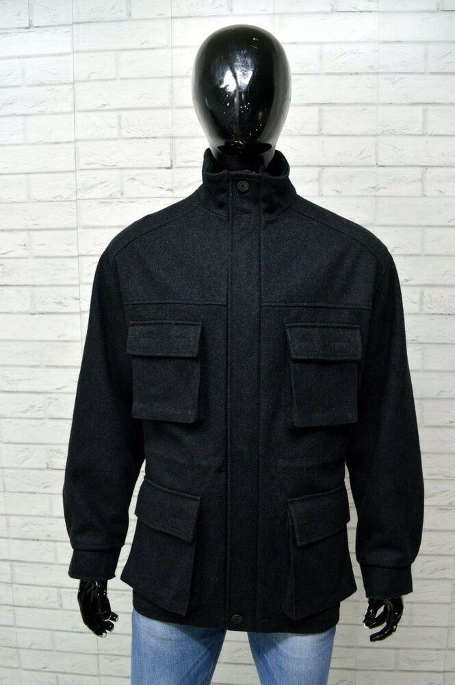 reputable site 1d79d 2b07a Giubbotto Uomo GUESS Taglia XXL Giacca Jacket Man Giubbino ...