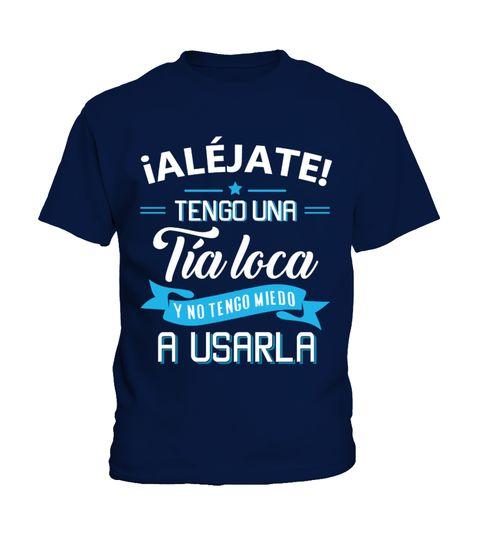 """# TÍA LOCA - Más diseños - desplácese hacia abajo .  ¡Oferta especial y limitada! No disponible en tiendas""""Soy la Tía loca"""", """"De él"""" >>https://www.teezily.com/13-tia-loca""""Soy la Tía loca"""", """"De ella"""" >>https://www.teezily.com/66-sp-tia-loca""""Soy el Tío loco"""", """"De él"""" >>https://www.teezily.com/sp-tio-deel""""Soy el Tío loco"""", """"De ella"""" >>https://www.teezily.com/13-sp-tio-loco  Diferentes productos y colores disponibles¡Compre el suyo antes de que sea muy tarde!Pago seguro vía Visa…"""