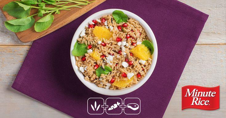 Riz au poulet et au brocoli facile à préparer | Minute Rice