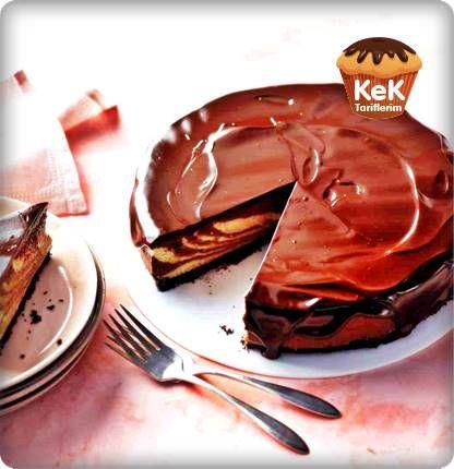 Çikolatalı Fıstık Ezmesi Keki