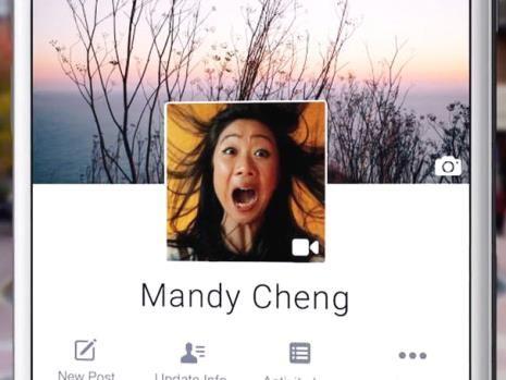 Alternativa Online > Notícias > Tecnologia > Facebook lança recurso que permite colocar foto em movimento no perfil