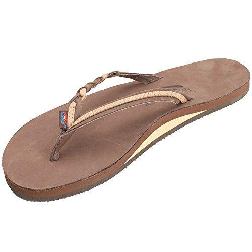 Rainbow Sandals Women's Flirty Braidy Single Layer Classi... http://amzn.to/2v1l54P