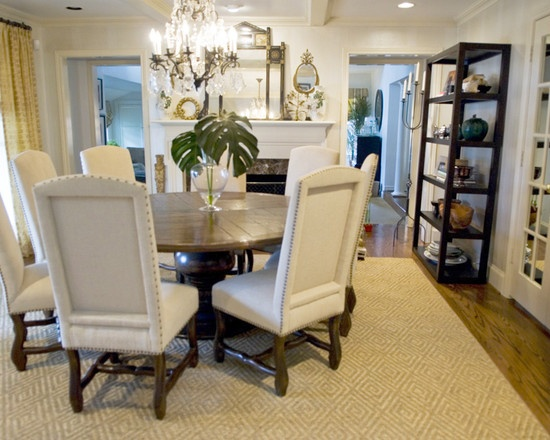 Dining Room Rug Idea The Rest Of Is Not My Taste