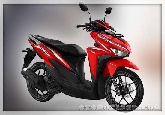 Spesifikasi Dan Harga Motor Honda Vario 125 Vario 150 New Honda Honda Motors