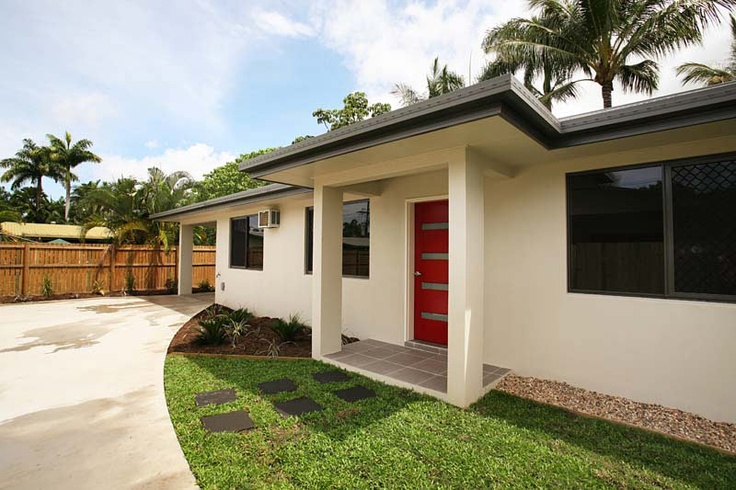 Mazlin Street    A contemporary 3 bedroom Investment property custom built to suit a 400m2 block of land.  The new home features 3 bedrooms, 2 bathrooms, an outdoor patio and open plan living space to enhance tropical living. A double Carport and Modern kitchen with stainless appliances are also key features for this property.   More photos at:  http://www.maxa.com.au/new-homes-gallery.php?accid=13