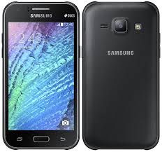 Galaxy J1 4.3 inch Principal camera: 5 megapixels with Flash LED Frontal camera: 2 megapixels, 512MB of RAM 4GB storage Android 4.4 KitKat and several functions as Batery mode and Palm Selfie for take Selfie detecting the hand's senses