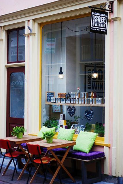 Kleinste Soep Winkel in Deventer, Holland by Agne