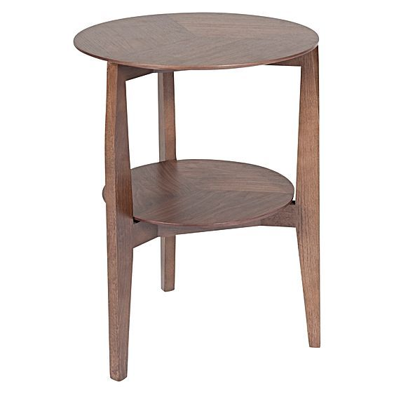 Vittoria Tiered Side Table by GlobeWest
