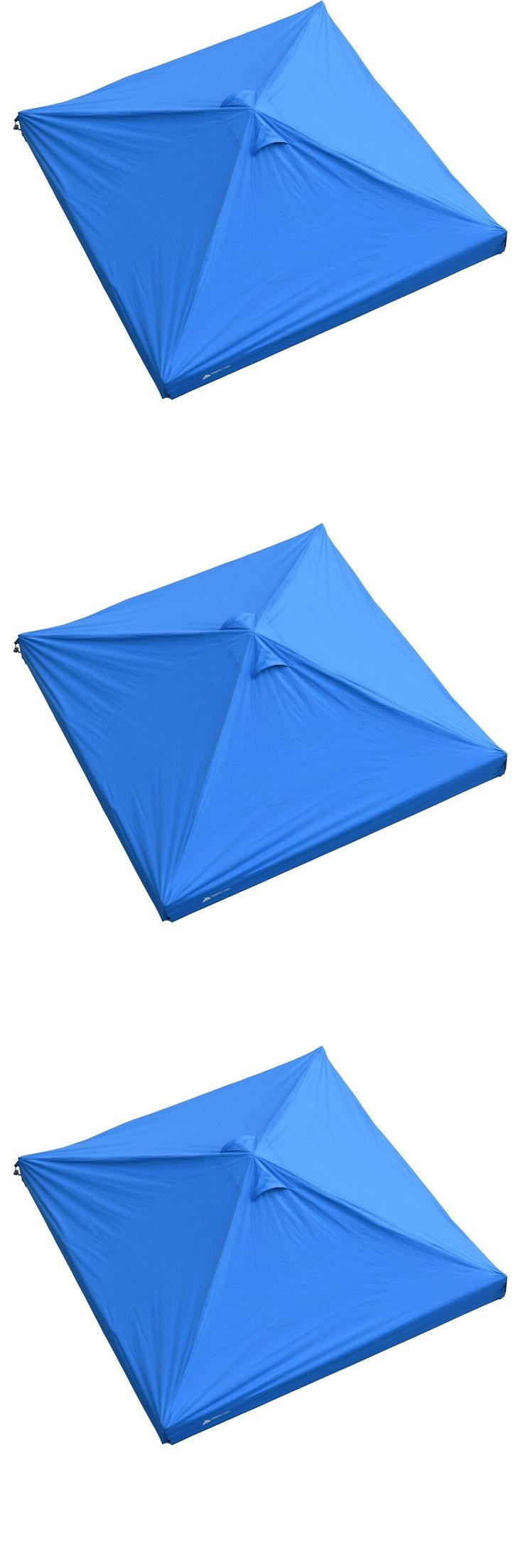Canopies and Shelters 179011: Ozark Trail 10 X10 Gazebo (Replacement Canopy Only, Frame Not Included) Blue -> BUY IT NOW ONLY: $34 on eBay!