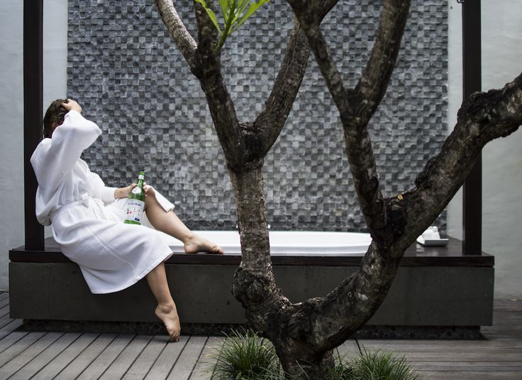Holidays are for relaxing, and what better place to relax than Bali?