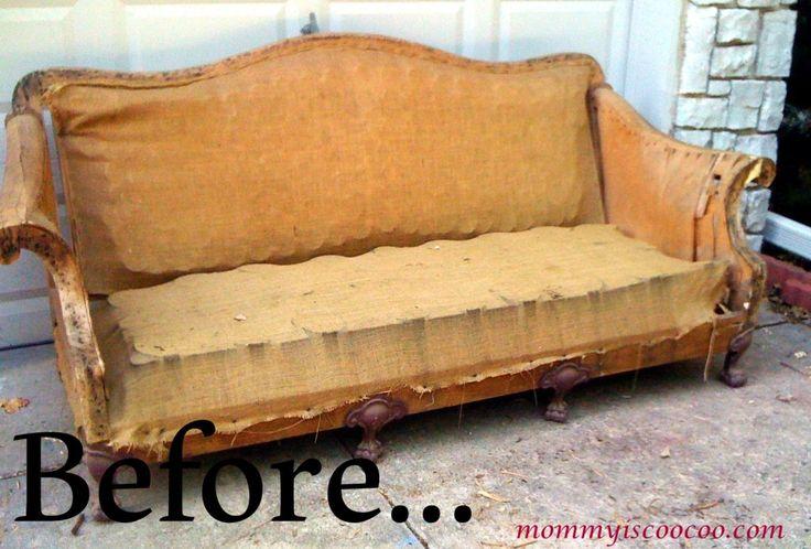 Antique Chair Craft Ideas