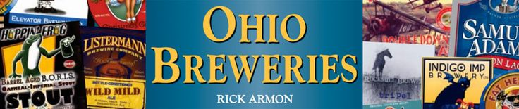The Beer Blog - Ohio. Blog by Akron Beacon Journal writer, book author and beer aficionado Rick Armon.
